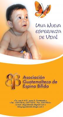 ASOCIACIÓN GUATEMALTECA DE ESPINA BÍFIDA -AGEB-